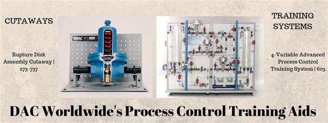 DAC Process Control