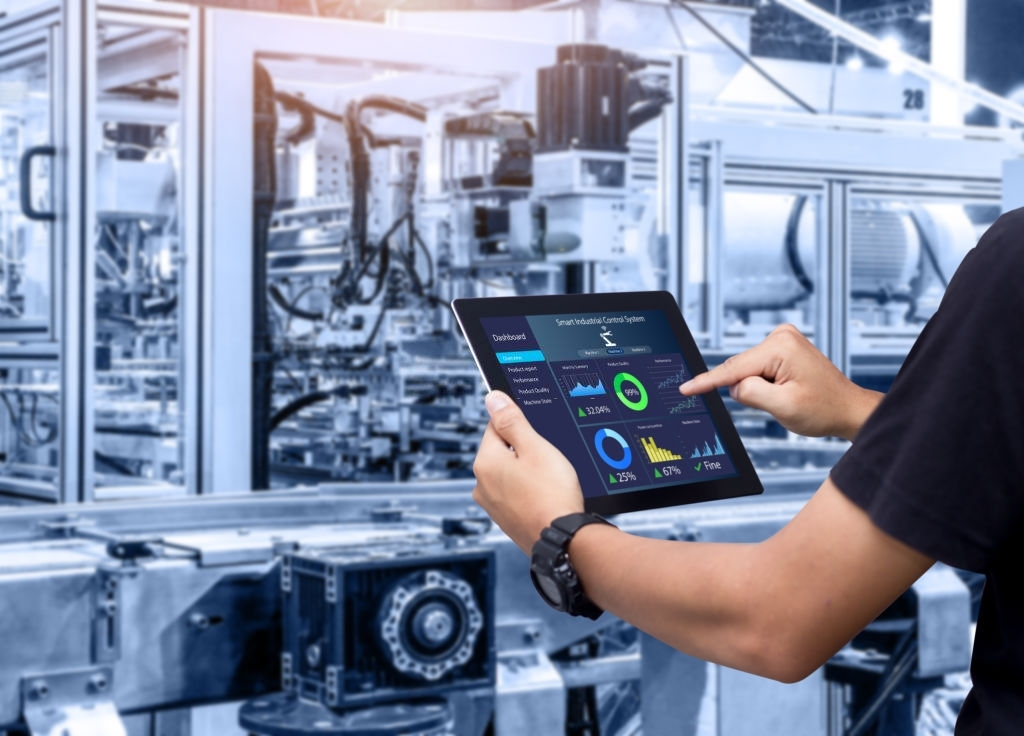 artificial intelligence allows manufacturing operations to schedule themselves