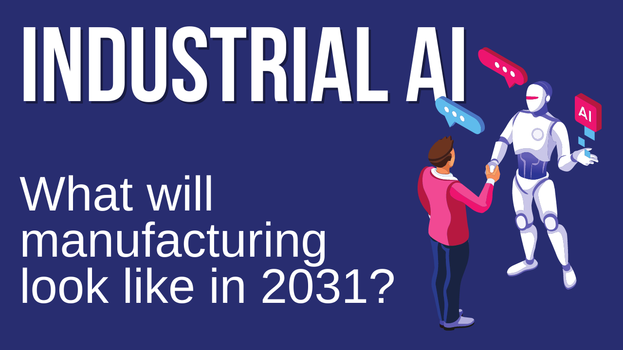 Industrial artificial intelligence